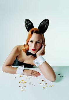 Tim Walker shoots Charlotte Olympia for Swarovski