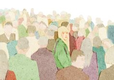 "Check out my @Behance project: ""Crowd"" https://www.behance.net/gallery/43470603/Crowd"