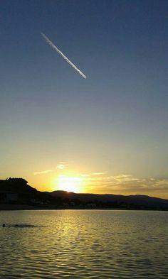 Ηλιοβασίλεμα. ..