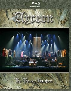 Music videos: Ayreon - The Theater Equation (2016) [BDRip 1080p]...