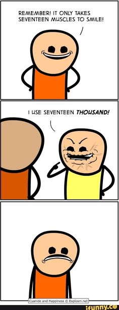 REMEMBER! IT ONLY TAKES SEVENTEEN MUSCLES TO SMILE! – popular memes on the site iFunny.co #seventeen #celebrities #cyanide #and #happiness #fuckyou #shit #goback #spicy #comic #alternatefeatures #it #only #takes #seventeen #muscles #to #pic Music Memes, Music Humor, Girlfriends Day, Seventeen Memes, Chivalry, Live In The Now, Popular Memes, Dankest Memes, Give It To Me