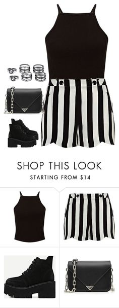 """Untitled #2720"" by officialnat ❤ liked on Polyvore featuring Miss Selfridge, River Island, Alexander Wang and LULUS"