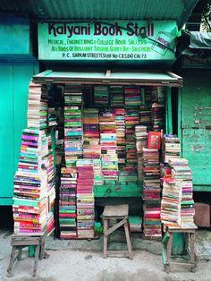 Calcutta, City Of Books
