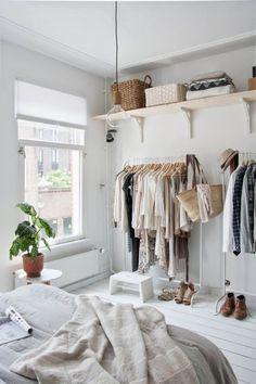 Journelles Living: Der Masterplan für den perfekten Kleiderschrank (via Bloglovin.com )