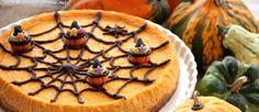 Cheesecake alla zuccahttp://www.ricettedellanonna.net/cheesecake-alla-zucca/