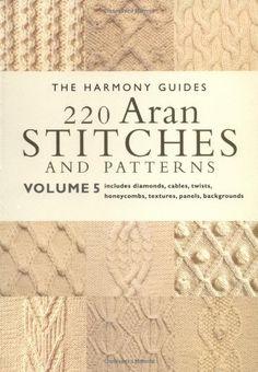 220 Aran Stitches an