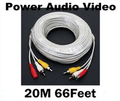 $13.37 (Buy here: https://alitems.com/g/1e8d114494ebda23ff8b16525dc3e8/?i=5&ulp=https%3A%2F%2Fwww.aliexpress.com%2Fitem%2F20M-66-Feet-RCA-Power-Audio-Video-AV-DC-Cable-For-CCTV-Security-Camera-DVR-Free%2F1040390564.html ) 20M 66 Feet RCA Power Audio Video AV DC Cable For CCTV Security Camera DVR Free Shipping for just $13.37