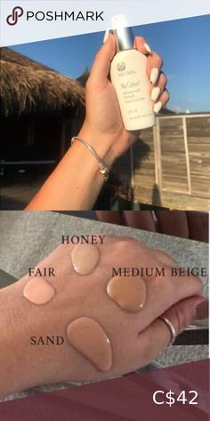 I just added this listing on Poshmark: Advanced Tinted Moisturizer. Foundation Colors, Makeup Foundation, Tinted Moisturizer, Everyday Makeup, Color Correction, Beauty Secrets, Anti Aging, Skin Care, Shopping