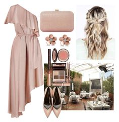 """🌷"" by mveltmuisenco on Polyvore featuring Zimmermann, Yves Saint Laurent, Dune, Allurez and Charlotte Tilbury"