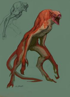#concept #creatures | - ... | ... from www.facebook.com/CharacterDesignReferences