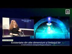 26 | Existentele din alte dimensiuni si limbajul lor, cu Ramona Popescu | Design Perfect - YouTube Ramona Popescu, Entertainment, Youtube, Design, Youtubers, Youtube Movies, Entertaining