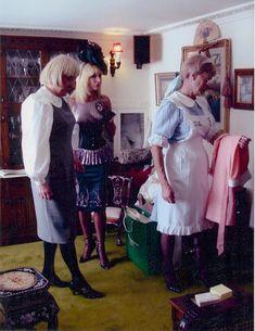 Staff Uniforms, Sissy Maid, Transgender Girls, Submissive, Mistress, Blouse, Kinky, Female, Cute