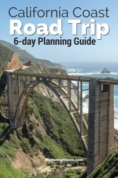 Get your planning guide for a California coastal road trip itinerary. These ideas cover 21 stops on the Pacific Coast Highway from San Francisco to Los Angeles. Get tips for where to stop, eat and sleep in Half Moon Bay, Santa Cruz, Monterey, Carmel Pacific Coast Highway, Highway Road, Highway 1 Roadtrip, West Coast Road Trip, California Vacation, California Coast, California Road Trips, Half Moon Bay California, Northern California Travel