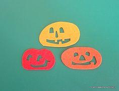 Die cut felt halloween pcs felt by FeltCreationsbyDGNCY Halloween Garland, Die Cut, Ornament, Felt, Unique Jewelry, Handmade Gifts, Etsy, Vintage, Kid Craft Gifts