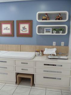 Consultorio y Mueble De Exploracion Pediatrico by CUBO 3 taller de diseño, via Flickr - Google Search