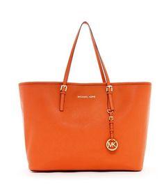 90e47e0fd bolsa michael kors tangerine Bolsas, Locura, Bolso De Color Naranja, Bolsa  De Color