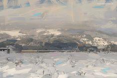 Digital painting by Vladimir Budinsky Airplane View, Digital, Painting, Landscape, Art, Art Background, Scenery, Painting Art, Kunst