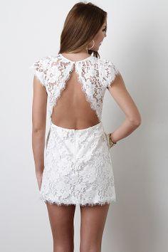 Emma Dearest Dress $39.60. Maybe if I was in a little better shape. So cute, but so short