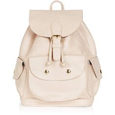 TOPSHOP Suede Backed Mini Backpack (€38) ❤ liked on Polyvore featuring bags, backpacks, accessories, bolsas, mochilas, pink, topshop bags, drawstring backpack, pink backpack и topshop