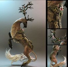 custom order Kirin by ~creaturesfromel on deviantART