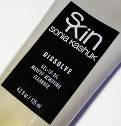 Nouveau Cheap: Review: Sonia Kashuk Dissolve Gel-to-OIl Makeup Removing Cleanser