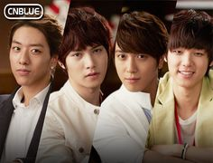 CN BLUE impossible not to love them