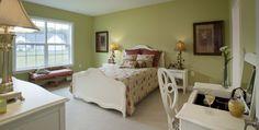 The Fairfield's Master Bedroom