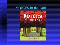 The walk in the park is told by four different people with radically different perspectives