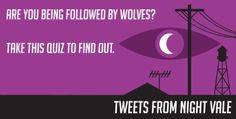 Tweets from Night Vale