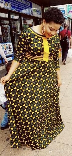 African Fashion Is Hot Latest African Fashion Dresses, African Dresses For Women, African Print Dresses, African Print Fashion, Africa Fashion, African Attire, African Wear, African Women, African Blouses