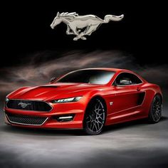 2015 For Mustang?? Wow, I might by a Ford if this comes out.