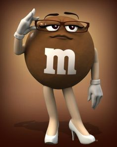 M&M'S Chocolate Candy Official website. Chocolate fun with M&M'S, America's favorite spokescandies, free online games, M&M'S Racing, chocolate candy recipes and more. Favorite Candy, My Favorite Color, My Favorite Things, Brown Eyed Girls, Brown Skin Girls, Brown Eyes, Smileys, M&m Characters, M & M Chocolate