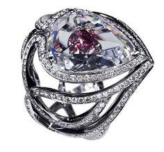 Posh Diamond ring U$25 K