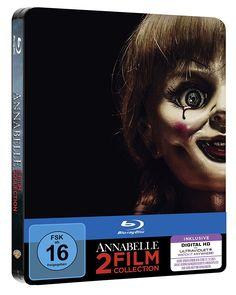 Annabelle + Annabelle 2 - Amazon exklusiv (Steelbook)