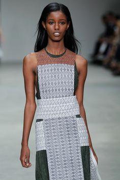 Calvin Klein ~ S/S '14 at #NYFW