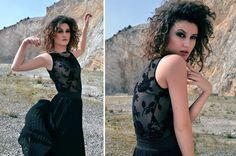 W.I.L.D Model Chiara Cestaro Mua Nastia Goliandin Assistent Francesca Ventriglia Photographer Maria Carmisciano