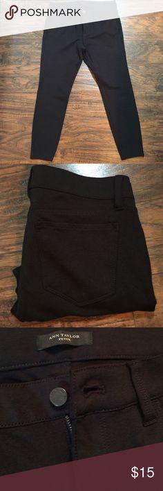 Ann Taylor Super Skinny Modern Fit Pants Ann Taylor Super Skinny Modern Fit Pants. Ann Taylor Pants Ankle & Cropped