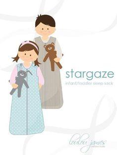 Stargaze Sleep Sack