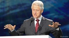 Bill Clinton at CES 2013: Don't Take Tech for Granted