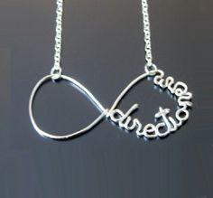 Infinity Jewelry by Bana Designs Infinity Jewelry Pinterest