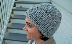 Ravelry: That Favorite Winter Hat pattern by A Crafty House