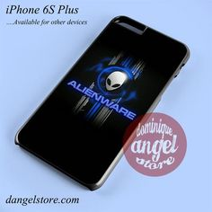 Alienware Blue Phone case for iPhone 6S Plus and another iPhone devices