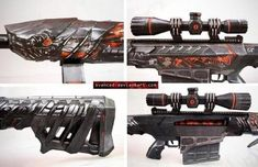 Crossfire Barrett Obsidian Beast VIP Papercraft 2 by svanced on DeviantArt Crossfire, Fb Liker, Paper Toys, Paper Crafts, Weapon Storage, Top Gun, Naruto And Sasuke, Larp, Weapons