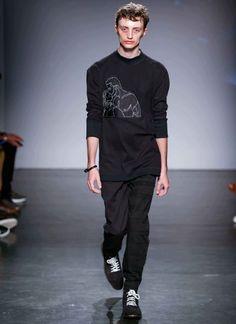 Lui Iarocheski AW17 menswear collection at Casa de Criadores Fashion Week Photo: @AgFotosite