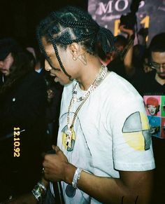 ASAP Rocky on Instagram { Follow -> @pvjvritos for NEW pictures of Asap}