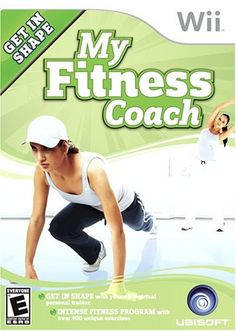Like Wii games? Are you sweating to Wii Fit but want to take it a step further? Get in shape with your own virtual personal trainer, Maya, in an accessible, convenient and intense fitness program customized to meet your needs.