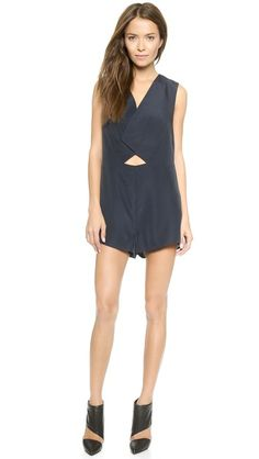 All about that romper life this fall. (Shopbop 25% off sale this week. Do ittt.)