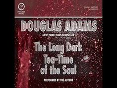 (55) The Long Dark Tea-Time of the Soul by Douglas Adams Audiobook - YouTube