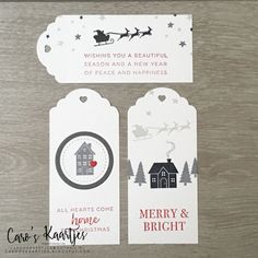 Stampin Up - Hearts Come Home 