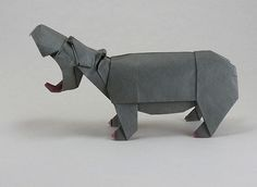 Origami by South African-born, Canada-based Quentin Trollip